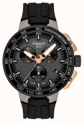 Tissot T-race fietsen tachymeter datumweergave chronograaf T1114173744107