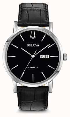 Bulova Heren Amerikaans clipper automatisch horloge 96C131