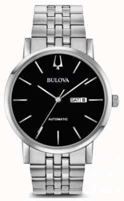 Bulova Heren Amerikaans clipper automatisch horloge 96C132