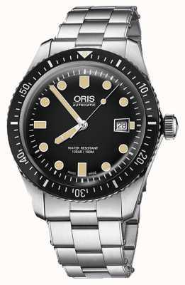Oris Divers vijfenzestig automatische datumweergave 01 733 7720 4054-07 8 21 18