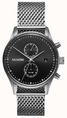 MVMT Mens voyager sterling MV01-S2