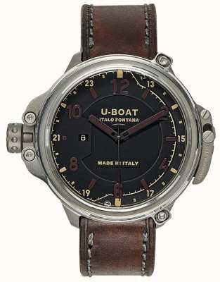 U-Boat Gelimiteerde editie capsule 50 zwart 7469