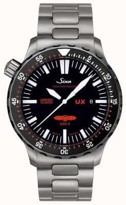 Sinn Ux sdr gsg 9 - ezm armband met 2 b 403.051 BRACELET