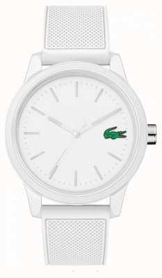 Lacoste Wit rubber 12.12 horloge 2010984