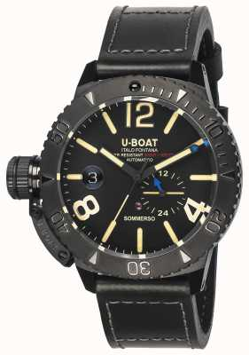 U-Boat Sommerso 46 dlc automatisch horloge 9015