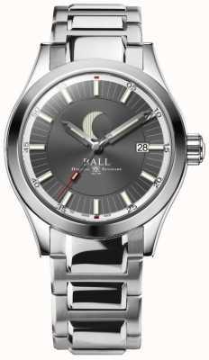 Ball Watch Company Engineer ii maanfase datumweergave roestvrijstalen armband NM2282C-SJ-GY