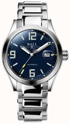Ball Watch Company Engineer iii legend automatische blauwe wijzerplaat dag & datum weergave NM2126C-S3A-BEGR