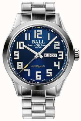 Ball Watch Company Engineer iii starlight blue dial stainless limited edition NM2182C-S9-BE1