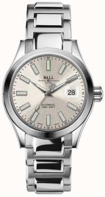 Ball Watch Company Engineer ii marvelight automatische datumweergave voor champagne NM2026C-S6-SL