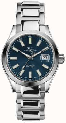 Ball Watch Company Engineer ii marvelight automatische blauwe wijzerplaat datumweergave NM2026C-S6J-BE