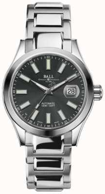 Ball Watch Company Engineer ii marvelight automatische datumweergave met grijze wijzerplaat NM2026C-S6J-GY