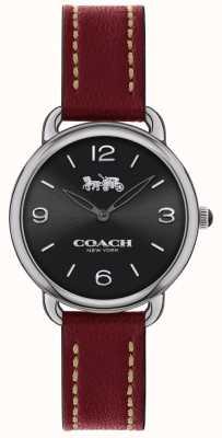 Coach Trui voor rood, slim horloge van vrouwen, rood 14502792