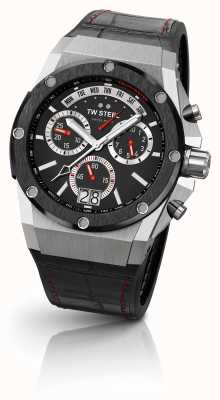 TW Steel Ace genesis limited edition heren ace 102 chronograaf zwart ACE102