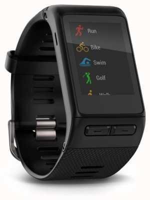 Garmin Vivoactive smartwatch hr black ingebouwde hartslagmeter 010-01605-00