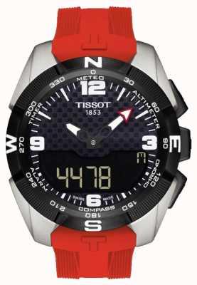 Tissot Heren t-touch expert solar titanium chronograaf T0914204705700