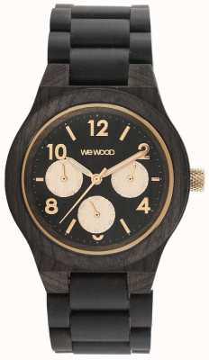 WeWood Kyra black rose horloge 70371313000