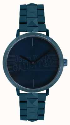Jean Paul Gaultier Horloge van de het meisjesarmband van de vrouwen het slechte 8505702