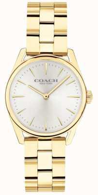 Coach Dames moderne luxe goudkleurige armband 14503208