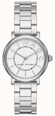 Marc Jacobs Dames marc jacobs klassiek horloge zilver MJ3525