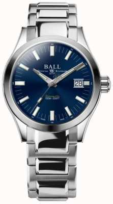 Ball Watch Company Engineer m marvelight 40mm blauwe wijzerplaat NM2032C-S1C-BE