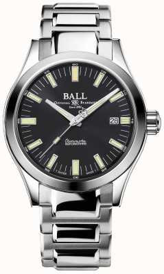 Ball Watch Company Engineer m marvelight 40mm grijze wijzerplaat NM2032C-S1C-GY