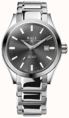 Ball Watch Company Engineer m marvelight 43mm grijze wijzerplaat NM2128C-S1C-GY