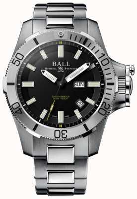 Ball Watch Company Ingenieur koolwaterstof 42mm onderzeeër oorlogvoering roestvrij staal DM2276A-SCJ-BK
