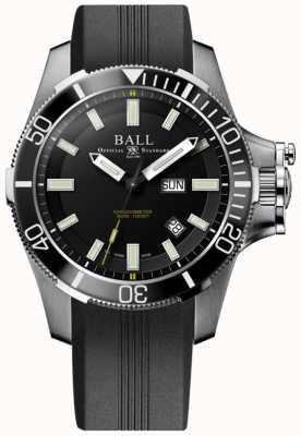Ball Watch Company Ingenieur koolwaterstof 42mm onderzeeër oorlogvoering keramiek DM2236A-PCJ-BK
