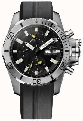 Ball Watch Company Ingenieur koolwaterstof 42mm onderzeeër oorlogvoering chronograaf DC2276A-PJ-BK