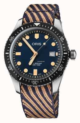"Oris Diver's vijfenzestig limited edition ""World clean-up day"" 01 733 7720 4035-5 21 13"