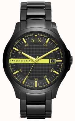 Armani Exchange Heren dress horloge AX2407