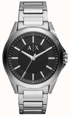 Armani Exchange Herenhorloge van roestvrij staal AX2618