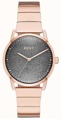 DKNY Dkny dames greenpoint horloge rosé goud NY2757