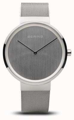 Bering Klassiek | gepolijst zilver | 14539-000
