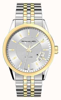 Raymond Weil Mens | raymond weil | freelancer automatisch horloge 2770-STP-65021