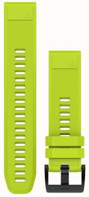 Garmin Amp gele riem quickfit 22mm fenix 5 / instinct 010-12496-02