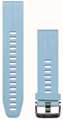 Garmin Blauwe rubberen band quickfit 20mm fenix 5s 010-12739-03
