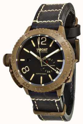 U-Boat Doppiotempo brons 46 automatisch 9008