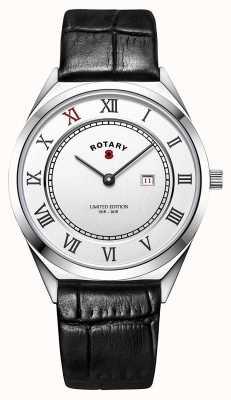 Rotary Gelimiteerd tot 100 jaar oud horloge BRITISHLEGION1
