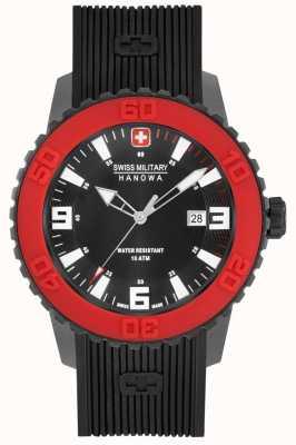 Swiss Military Hanowa Zwitsers militair hanowa twilight ii horloge 06-4302.29.007.04