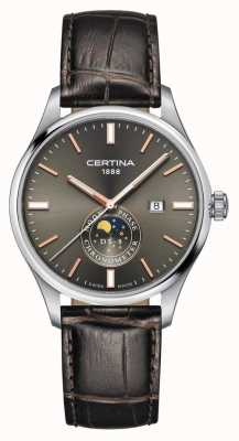 Certina Mens | ds 8 chrono maanfase C0334571608100