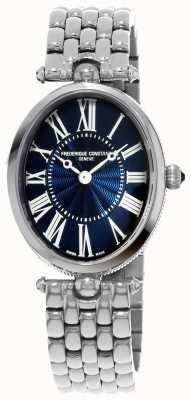 Frederique Constant | dames art deco horloge | roestvrij staal | FC-200MPN2V6B