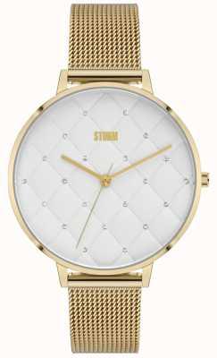 STORM | alura gouden horloge | 47423/GD