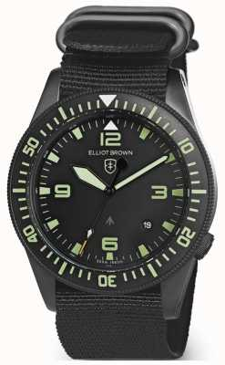 Elliot Brown | heren | holton professional | zwarte band | 101-001-N02