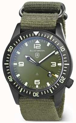 Elliot Brown | mens | holton professional | groene band 101-002-N01