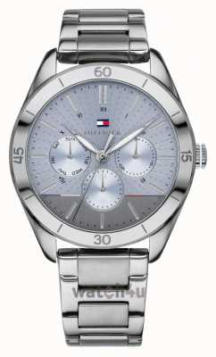 Tommy Hilfiger Gracie chronograaf roestvrij stalen horloge 1781885