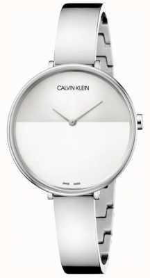 Calvin Klein | de stijging van vrouwen roestvrijstalen armband | tweekleurige wijzerplaat | K7A23146