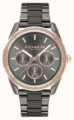 Coach | preston horloge | chronograaf roestvrij stalen horloge | 14503214