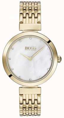 Boss | womens celebration roestvrij stalen horloge | 1502479