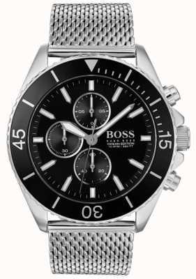 BOSS | heren oceaan editie stalen horloge | 1513701